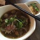 Mixed beef Pho #vietnamese #beefpho #cbd #sgfood #burpplesg #burpple #exploresingaporeeats