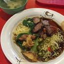 Tiong Bahru Wanton Mee at Golden Shoe.