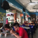 Penang, George town, home of all the good food.