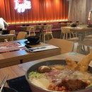 Who said you can't have hot pot on your own #jjigae #korean #rafflesplace #rafflesxchange #cbdlunch #cbdeat #burpple #burpplesg