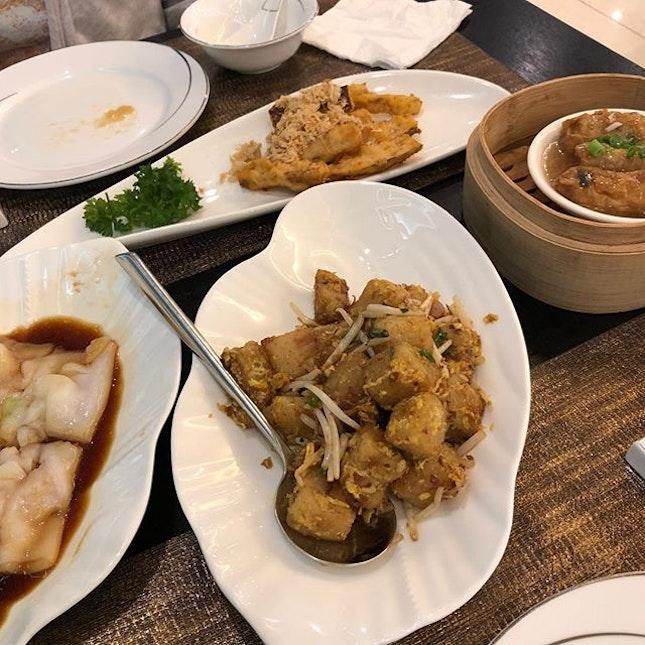 Dim Sum Lunch Set #orchard #shawcenter #dimsum #chinese #cantonese #burpple #burpplesg