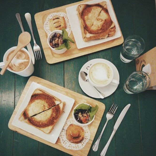 Coffee Shops In KL