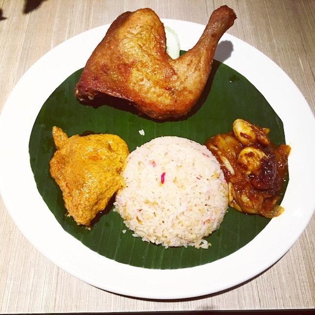 Madam Kwan's Nasi Bojari.