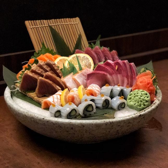 Sashimi MORE-iwase