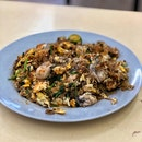 Hougang Fried Oyster • Fried Kway Teow
