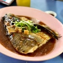 Seng Kee 119 Steamed Fish Head (Chinatown Complex Market & Food Centre)