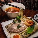 If you like tsukemen, then you gotta give this Tom Yum Tsukemen a go.