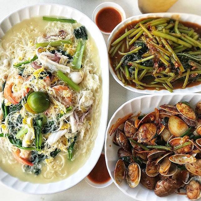 Dinner   #sgfood .