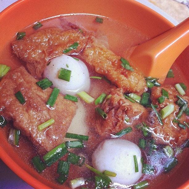 Yong tau foo #soup #bean #vegetables #eat #igsg #sgig #sgfood #sharefood #singapore #ignation #instafood #instagood #instamood #igdaily #iphoneasia #foodie #foodporn #foodstamping #foodtrip #foodgasm #foodstagram #foodphotography #foodforfoodies #foodonfoot #foodpics #foodspotting #getinmybelly #yum #yummy #delicious
