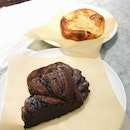 Unforgettable Chocolate Bread, Triple Cheese Volcano