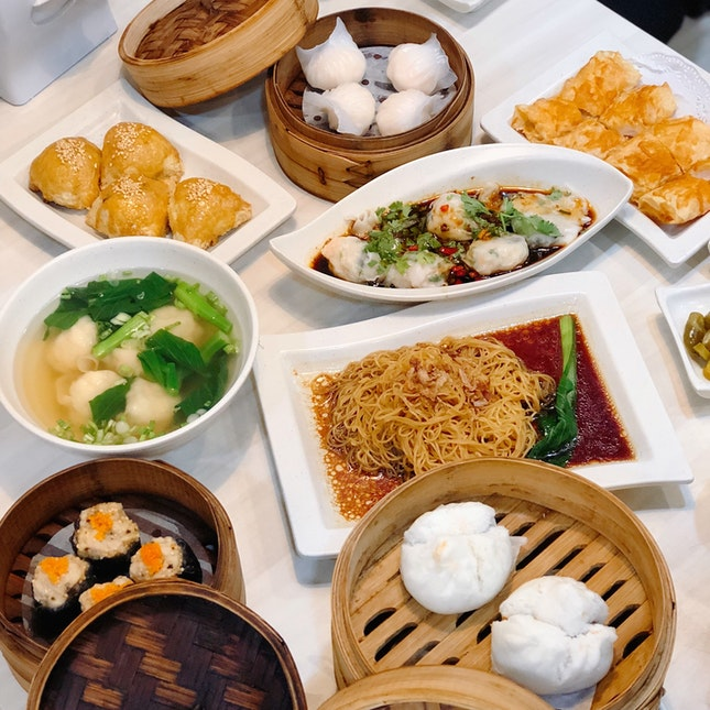 Assorted Dim Sum (From $3.30 Onwards, On Burpplebeyond)