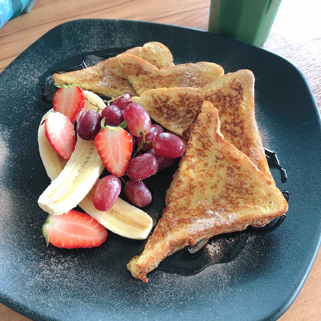 French Toast ($4.90)