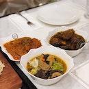 Ayam Buah Keluak ($23++), Beef Rendang ($23++), Chap Chye ($15++)