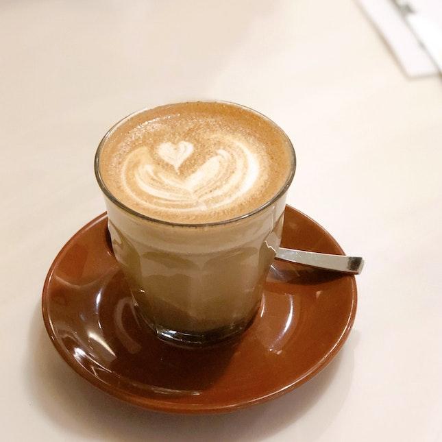 Chai Latte ($7.50++)