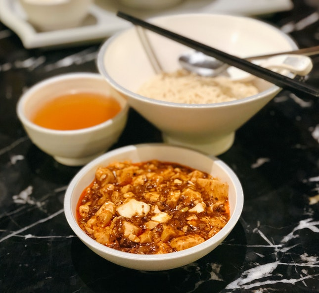 Mapo 面 ($10.50, Cash back Available With Favepay)
