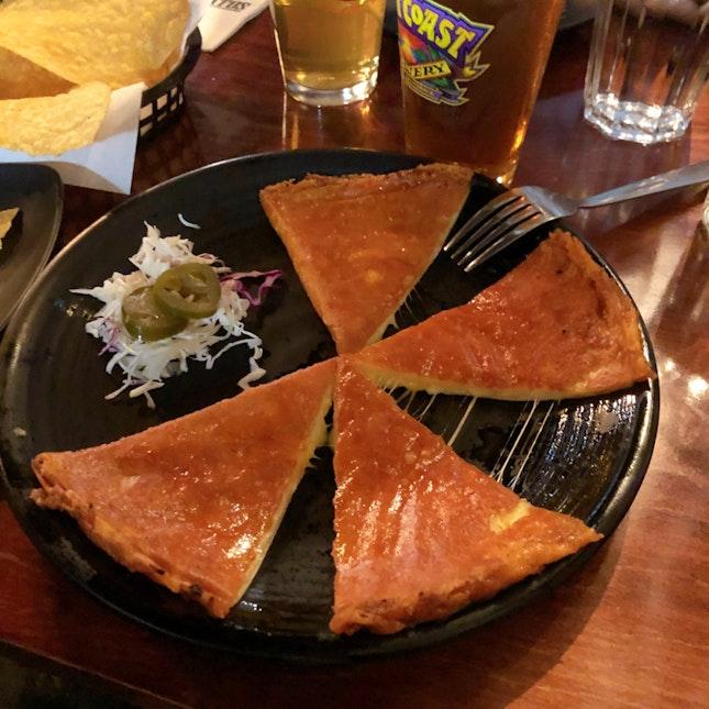 Cheese Quesadillas ($12++)