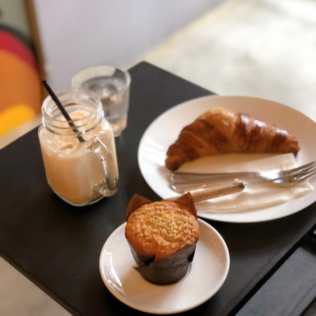 Pastry & Coffee (on Burpplebeyond)