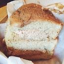 Sea Salt Ying Yang Chiffon Cake