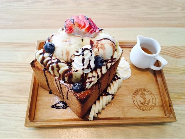 Shibuya Toast