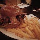Siracha Burger