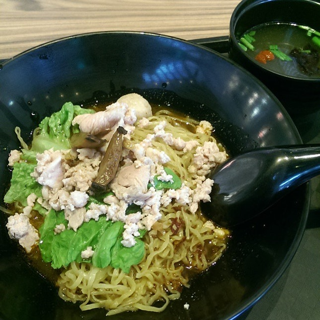 My favourite local food, Ba Chor Mee!
