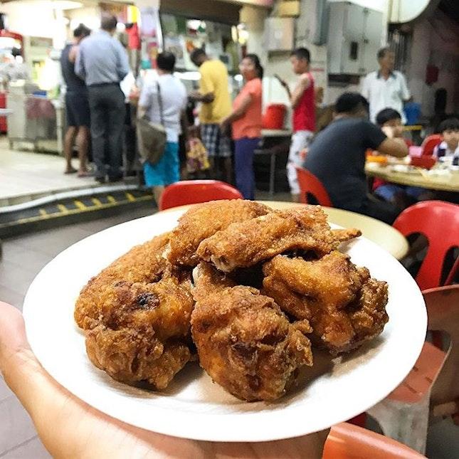 Chicken Wings ($1.30) .