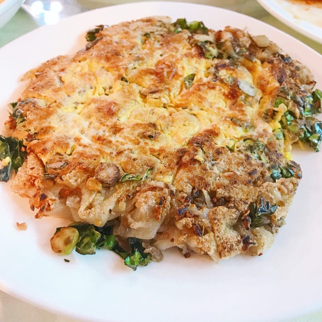 Pan-Fried Kway Teow