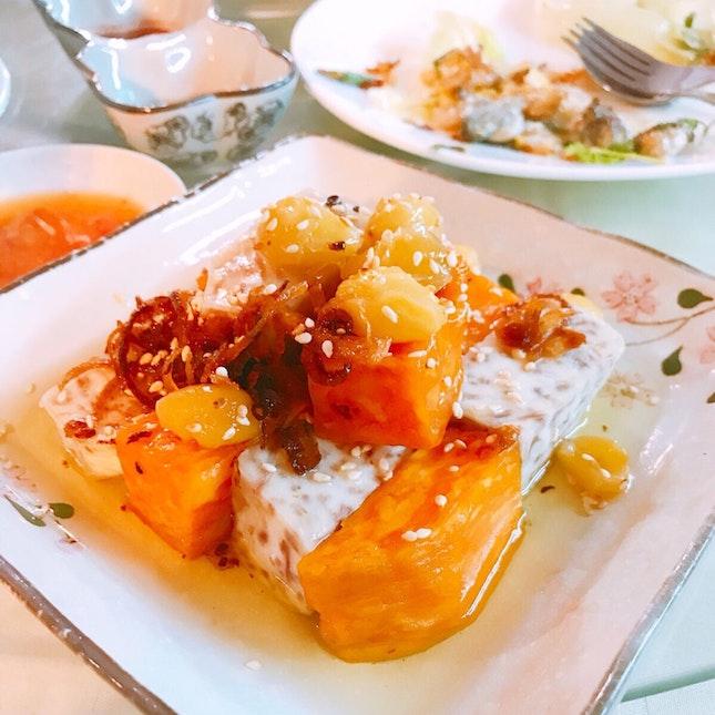 Yam and Sweet Potato