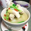 Brandy White Fish Soup ($11.80)