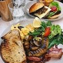 The Academïcs Breakfast ($25)