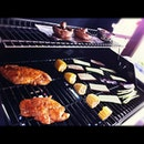 Saturday grill for the girls @elysiansta @juliusyupieeee 😉 #squaready #nofilter #foodrev #instafood #instadaily #instagram #webstagram #realfood #foodporn #foodie #foodforfoodies #food #goodfood #foodstyling #foodgasm #foodstagram #foodphotography #iphone #iphone4 #foodart #delicious #photooftheday #yummylicious #culinary #burpple