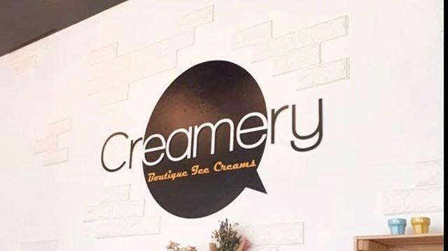 Creamery Boutique Ice Creams