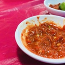 Fresh Sambal with Lime Juice