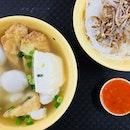 8-pc Yong Tau Foo ($3.50)