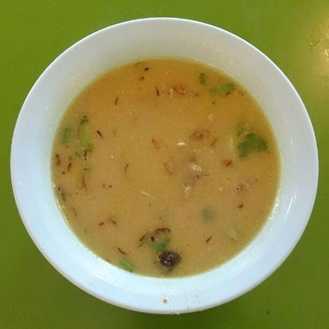 Bahrakath Mutton Soup 羊肉汤