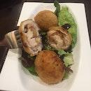 Lychee Stuffed turkey