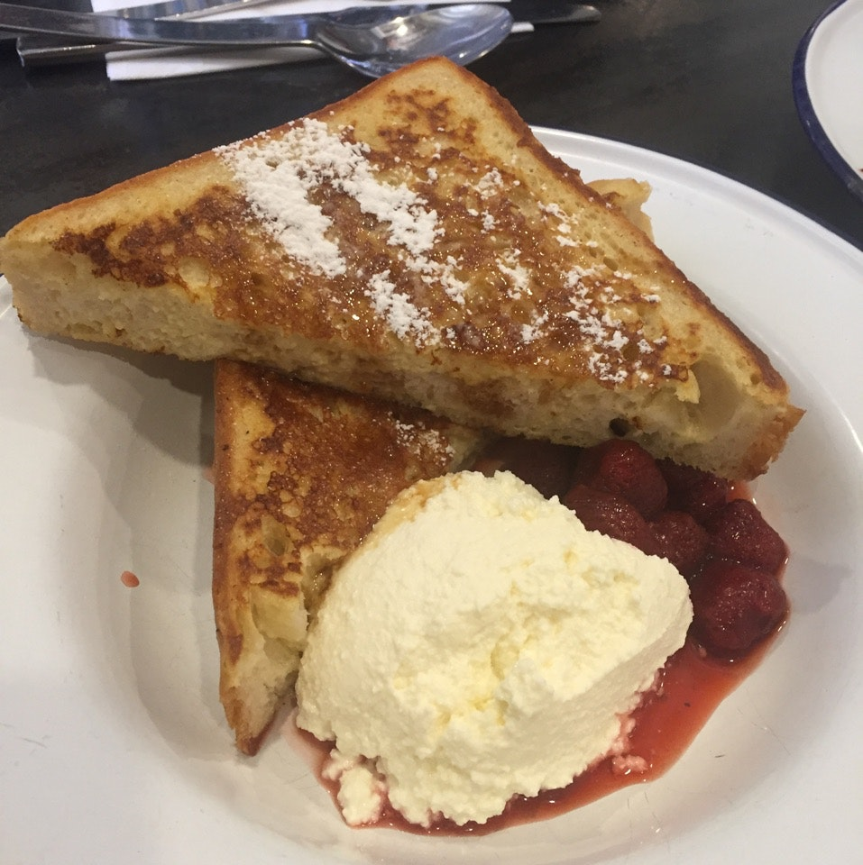 French Toast [$17]