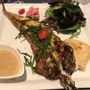 Chargrilled Monk Fish [$69.95]