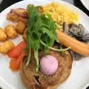 Symmetry Big Breakfast [$24]