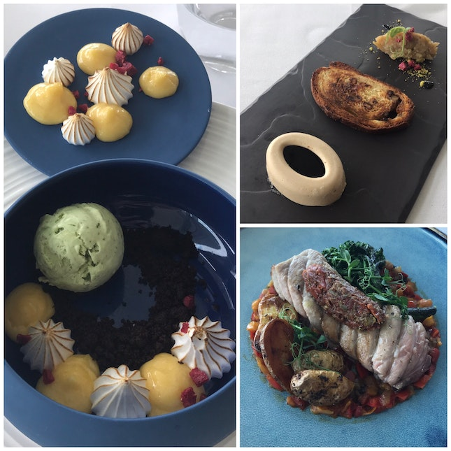 3 Course Business Set Lunch [$38]