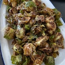 Crispy Brussel Sprouts [$12]