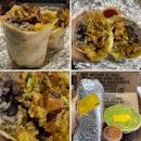 Spicy Chicken Burrito!
