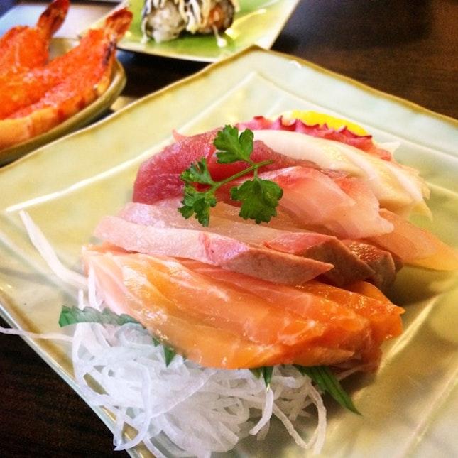 Good Japanese Sashimi Restaurant In Singapore