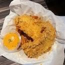 Barramundi & Sweet Potato Chips $23