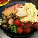 Build Your Own Breakfast ($12 onwards)