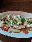Grilled Squid ($18)