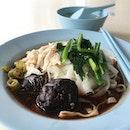 Brunch this morning ⛅️ Finally a decent ipoh horfun ($3) after so long & i love their chilli 🙂 👍🏻 3.5/5 📍 Renjong Lrt