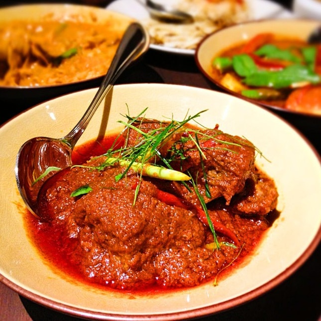 Beef rendang from Candlenut