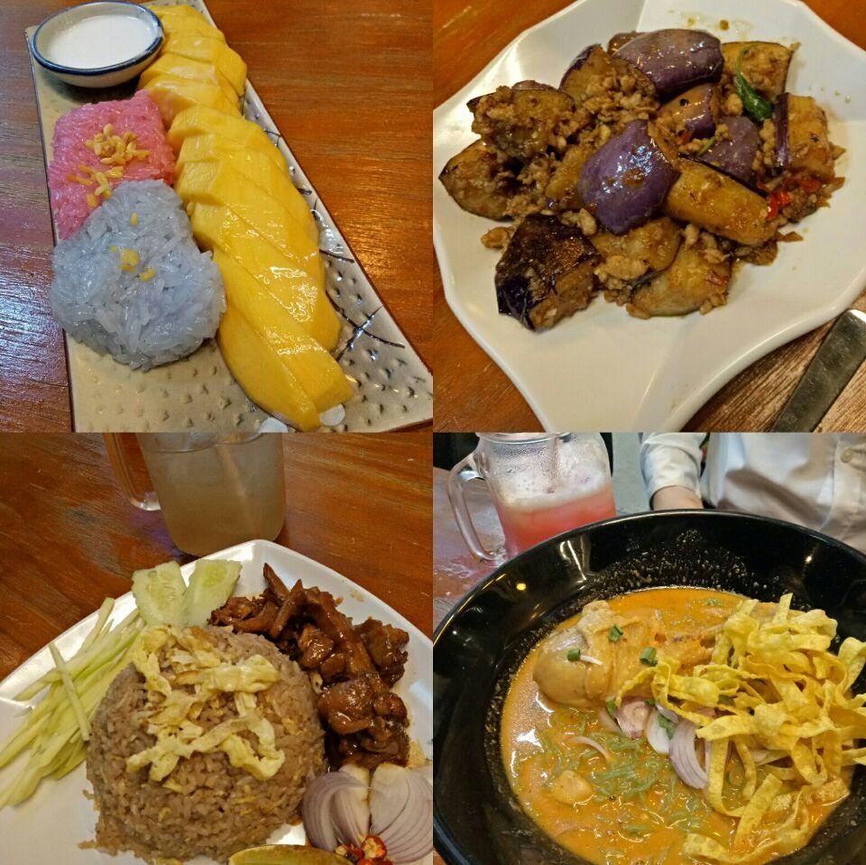 Thai For Dinner