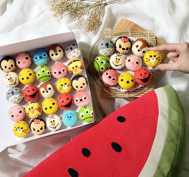 Too cute to con-TSUM🙈